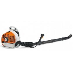 Stihl BR 350 ruggedragen benzine bladblazer