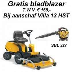 Villa 13 HST INCL Maaidek 85 cm Gratis veegmachine